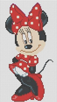 Newest Absolutely Free Embroidery Patterns disney Tips Super Crochet Patterns Disney Blanket Ideas Disney Cross Stitch Patterns, Cross Stitch Charts, Cross Stitch Designs, Loom Patterns, Beading Patterns, Embroidery Patterns, Crochet Patterns, Cross Stitching, Cross Stitch Embroidery