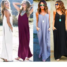 Item specifics    									 			Condition:  												 																	 															  															 															 																New with tags: A brand-new, unused, and unworn item (including handmade items) in the original packaging (such as  																  																		... - #Women'sDresses https://lastreviews.net/fashion/womens/womens-dresses/womens-boho-summer-evening-cocktail-party-beach-long-maxi-dress-s-xl/