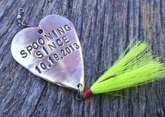 Cool gift ideas from etsy on pinterest fishing lures for Cool fishing gifts
