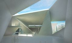 Gosta Serlachius Museum Extension by Matteo Cainer Architects