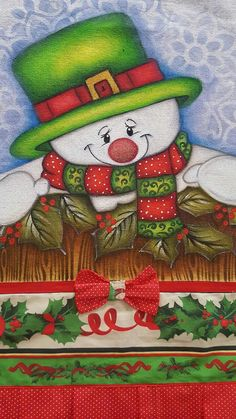 Imagenes De Motivos Navidenos Para Pintar En Tela.1431 Mejores Imagenes De Pintura En Tela Navidad En 2019
