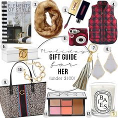 Charming in Charlotte: Holiday Gift Guide: For Her
