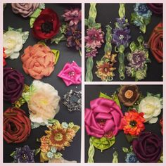 Whimsy Stick Flowers by Kari Mecca