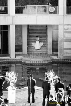 Bel Air Skirball Center Wedding Photography | Annette and Aaron