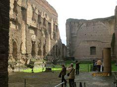 Baths of Caracalla Add to trip Via delle Terme di Caracalla 52, Rome, Italy