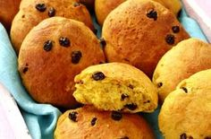 Cornish saffron buns (yeasted with currants)   Woman's Weekly recipes recipe - goodtoknow