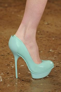 Best in Shoe: See Over 450 Perfect Pairs From the Spring '13 Runways: Alexandre Herchcovitch