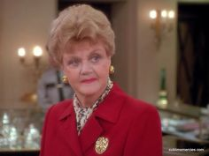Sublime Mercies: The Jessica Fletcher Brooch: Why I Love Murder She Wrote