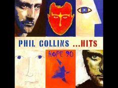 Phil Collins - Hits FULL ALBUM - YouTube