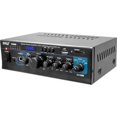 PyleHome PTAU55 Amplifier - 240 W RMS - 2 Channel -