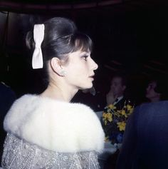 The Fashion of Audrey