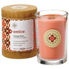 Introducing Root Candles Scented Soy Candle in Entice Orange Clove 65 oz. Get Your Ladies Products Here and follow us for more updates!