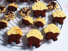 De bons biscuits au beurre ou la meilleure manière de cuisiner ses jaunes d'oeuf!