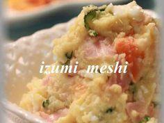 居酒屋風☆ポテトサラダの画像 Potato salad