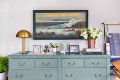 Modern Bedroom Furniture, Decor, Bedroom Decor, Master Bedroom Paint, Bedroom Decor On A Budget, Small Master Bedroom, Dresser Decor, Home Decor, Coastal Bedrooms