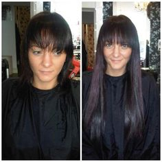 Racoon International hair extensions by Part One Hair