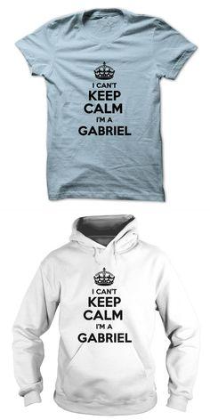 Peter Gabriel T Shirt I Cant Keep Calm Im A Gabriel #gabriel #batistuta #t-shirt #gabriel #rosado #t #shirt #peter #gabriel #so #t #shirt #peter #gabriel #t #shirt #amazon