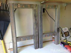 MyLove2Create, Reclaimed Wood Table