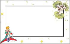 Imágenes de El Principito. Fiestas infantiles.   Ideas y material gratis para fiestas y celebraciones Oh My Fiesta! Oh My Fiesta, The Little Prince, Baby Boy Shower, Photo Booth, Bookmarks, Free Printables, Birthday, Frame, Crafts