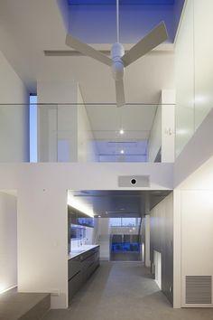 House in Gokiso by Kazuki Moroe Architects