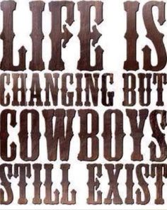 Long live #cowboys!