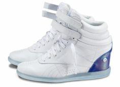 Reebok Womens Freestyle Hi Wedge - Alicia Keys Shoes   Official Reebok Store