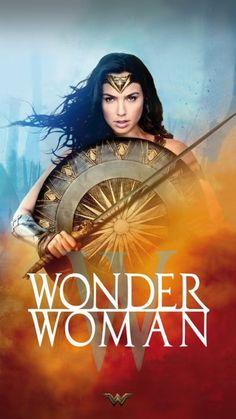 'Super Woman Gal Gadot' Poster by superwomano Wonder Woman Art, Wonder Woman Kunst, Wonder Woman Drawing, Gal Gadot Wonder Woman, Wonder Woman Costumes, Dc Comics Characters, Wonder Woman Movie Download, Wanda Marvel, Movie Posters