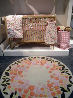 New patterns from DwellStudio...love that rug!