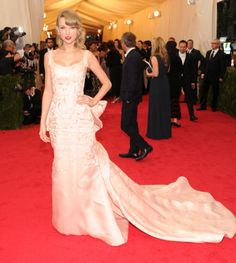 Taylor Swift -- See More Fabulous Celeb Pics from the 2014 Met Gala | Twist