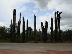 Monumento em Eldorado dos Carajás - Pará