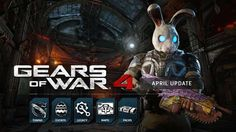 Gears of War 4 April Update brings New Maps and Chocolate Weapons