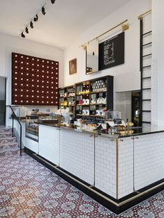 Scandic Grand Central Coffee Bar in Stockholm