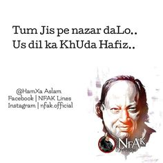 Fifi Nfak Lines, Nusrat Fateh Ali Khan, Longing Quotes, Hazrat Ali, Hafiz, Word 2, Deep Words, Islamic Quotes, Qoutes