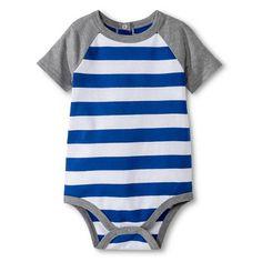 Newborn Boys' Bodysuit - Blue