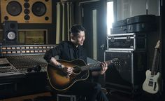 Shooting in Tokyo with guitarist and actor Miyavi. Piaget campaign for the new watch Polo S. By James Bort