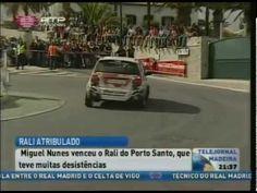 Reportagem RTP Rali Porto Santo Line 2014