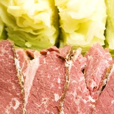 broil king Cabbage & Corned Beef recipe