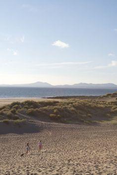 Shell Island, Wales