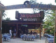RIncon, Puerto Rico, shipwreck restaurant