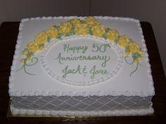 Happy 50th wedding anniversary to my wonderful grandparents! Vanilla ...