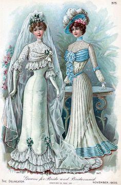1900 fashion plate