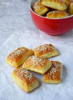 Pastry Recipes, Bread Recipes, Baking Recipes, Cake Recipes, Bread Appetizers, Appetizer Recipes, Kiflice Recipe, Bread Cake, Macaroons