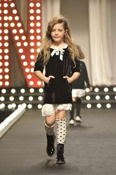Our selection of the @Twin-Set Simona Barbieri fashion show presenting the fall winter 2014 girl collection - focus on black and white. Florence, Pitti Bimbo 78. #twinset #FW14 #fall #winter #fallwinter2014 #childrens #kids #childrenswear #kidswear #kidsfashion #girls #pittibimbo78
