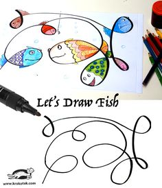 Let's Draw Fish