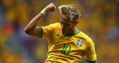 World Cup: Neymar Inspires Brazil, Again