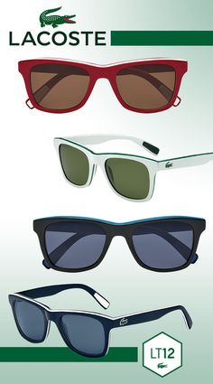 LACOSTE Sunnies Reinvent Tradition: http://eyecessorizeblog.com/2015/04/lacoste-sunnies-reinvent-tradition/