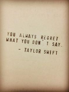 taylor swift....