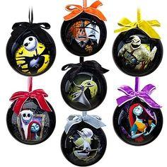 Tim Burton's The Nightmare Before Christmas Ornament Set -- 7-Pc. Set- 2011 Disney Item No. 6434046651953P by Disney, http://www.amazon.com/dp/B006554VHM/ref=cm_sw_r_pi_dp_3Si.qb1TCS3SZ