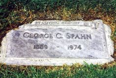 "George Spahn (February 11, 1889 – September 22, 1974) was a rancher who once owned the Spahn Ranch near Chatsworth, Los Angeles, California, USA. Spahn rented the ranch to the movie industry to film Westerns. At the ranch, he housed Charles Manson and his followers. The 1969 murders of actress Sharon Tate and six others by Manson and his devotees were hatched at the Spahn Ranch. Manson persuaded Spahn to permit ""the Family"" to live at his ranch. Spahn nicknamed all the Manson girls."