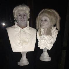 bust halloween costume